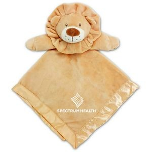 Golden Lion Baby Blanket